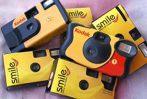 fotocamera usa e getta